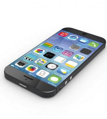 iPhone 6 da 5.5 pollici con Display retina